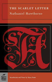 Scarlet Letter Book Cover The Scarlet Letter Barnes Noble Classics Series By Nathaniel