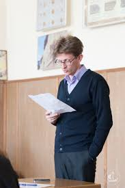 На заседании кафедры состоялась предзащита кандидатской  Выступление рецензента Д Г Добыкина
