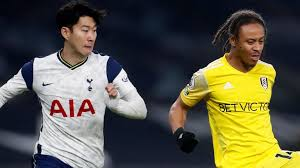 Head to head statistics and prediction, goals, past matches, actual form for premier league. Live Commentary Tottenham Vs Fulham 13 01 2021