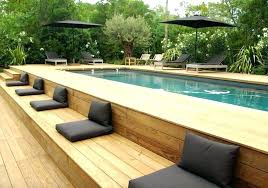 rectangle above ground swimming pool. Above Ground Rectangular Pool Rectangle Pools With Decks . Swimming :
