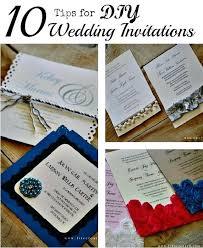 diy wedding invitation ideas dreaded wedding invitations 182 diy wedding invitation ideas vintage