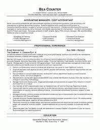 senior financial accountant resume resume template senior accounting resume objective samples
