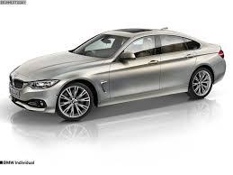 BMW Convertible bmw individual badge : BMW 4 Series Gran Coupe Individual Program