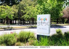 google hq office mountain view california. Mountain View, California, USA - May, 2017: Googleplex Google Headquarters Office Hq View California