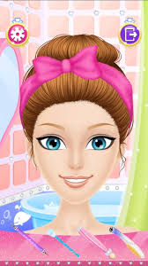 game stylish makeup princess for android free