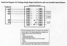 trane ac thermostat. beautiful trane heat pump thermostat wiring diagram gallery on electric furnace ac