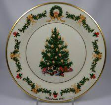 Lenox Lenox Christmas Tree Plates