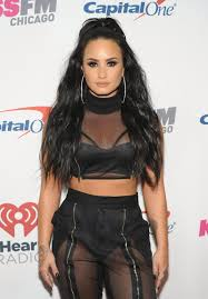 Demi Lovato Uk Charts Demi Lovato Is Sober And Grateful To Be Alive As She Slams