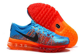 nike running shoes for men orange. nike flyknit air max mens running shoes blue black orange,nike 97, for men orange