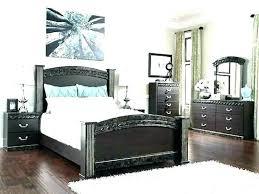 Wood Queen Bedroom Sets Queen Bedroom Set White Wood Queen Size ...