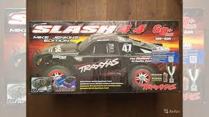 <b>Радиоуправляемая машина Traxxas Slash</b> 4x4 купить в Санкт ...