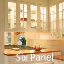 Glass kitchen cabinet doors White Single Panel Kitchen Cabinet Glass Door Integrity Windows Cleveland Glass Window Company Provides Glass For Kitchen Cabinets