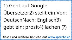 1 Geht Auf Google übersetzer2 Stellt Einvon Deutschnach