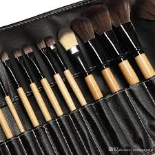 best professional makeup brush set. hot sale 24 pcs high quality makeup brushes set pinceis maquiagem professional brush kit with leather case eyeshadow best