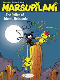 The Marsupilami - Volume 4 - The Pollen of Monte Urticando eBook von  Franquin – 9781849186223
