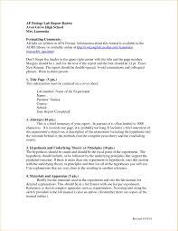 Apa Business Report Format Example Biography Template Doc Bio Data