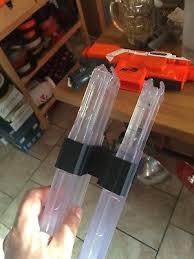 Nerf Magazine Holder BELT CLIP Nerf dart gun custom 100d printed magazine holder 73
