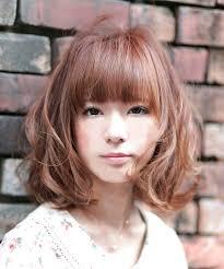 パッツン前髪の人気ヘアスタイルおしゃれな髪型画像 Stylistd