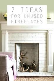 fireplace blocker fireplace blocker 7 awesome ideas for an unused fireplace gas fireplace draft blocker fireplace blocker fireplace chimney blockers