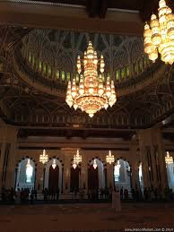 world record holder of largest chandelier in the world the 14 metre 8 and 1 2 ton behemoth that dangles from the centre of the men s prayer hall