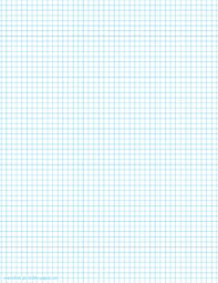 Get This Printable Graph Paper With Five Squares Per Inch