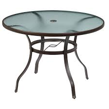 round outdoor dining table set small patio with umbrella hole square for 8 home depot sets