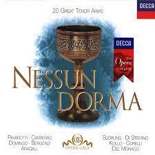 Produktfamilie   Nessun Dorma Pavarotti/Carreras/Domingo