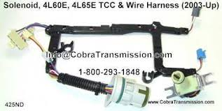 solenoid sensor cobra transmission 74425nd wire harness 4l60e 4l65e tcc