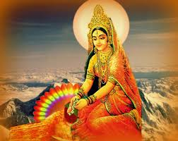 essay on goddess parvati