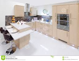Kitchen And Home Interiors Modern Home Interior Kitchen Royalty Free Stock Photo Image