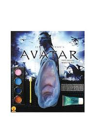 avatar costume accessory na vi deluxe makeup kit view more