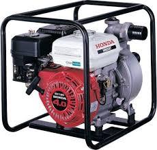 <b>Мотопомпа</b> бензиновая для слабозагрязненной воды <b>HONDA</b> ...
