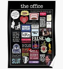 Poster The Office The Office Posters Redbubble