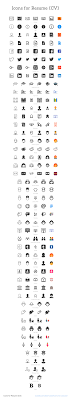 Resume Icons Resume Icons Free Icon Pack At Icons100 26