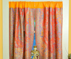Diy No Sew Curtains No Sew Boho Curtains 5 Steps With Pictures
