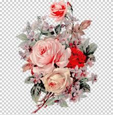pink flower transpa background