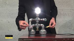 kozo lighting. KOZO MAN Iron Pipe Desk Lamp By Kozo Handmade Upcycled Lighting Design