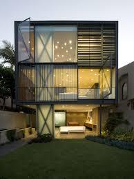Contemporary Residential Building Facades Home Decor Waplag ...