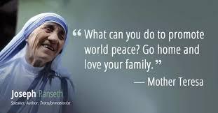 Mother Teresa Quotes Best Mother Teresa Quotes On Life Love And Family ▷ NAIJANG