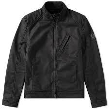 belstaff h racer jacket black 7
