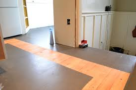 Painted Kitchen Floor A Home In The Making Renovate How To Paint A Kitchen Floor