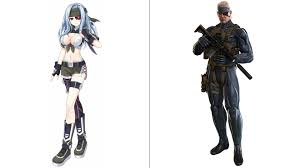 anime girl clothes designs. Perfect Girl Iconic Video Game Series Reimagined As Anime Girls Intended Girl Clothes Designs
