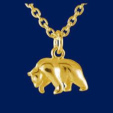 bear pendant gold loading
