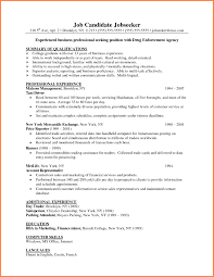 Business Resume Objective Examples Business Resumes Examples | Best ...