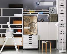 wall of storage anew office ikea storage