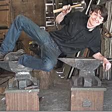 blacksmithing for beginners. joey van der steeg blacksmithing for beginners