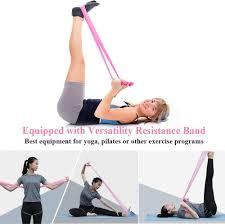 home gym workout pilates