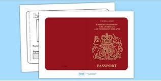 Passport Templates || Free & Premium Templates | Creative Template