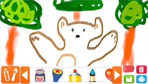 Small Picture Coloring Pages For Kids Online Nick Jr Free Draw New On Painting