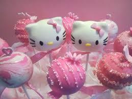 Hello Kitty Cake Pops Kitty Love Hello Kitty Cake Cake Pops Cake